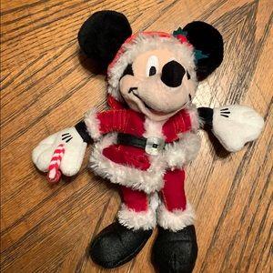 Mickey Mouse Santa